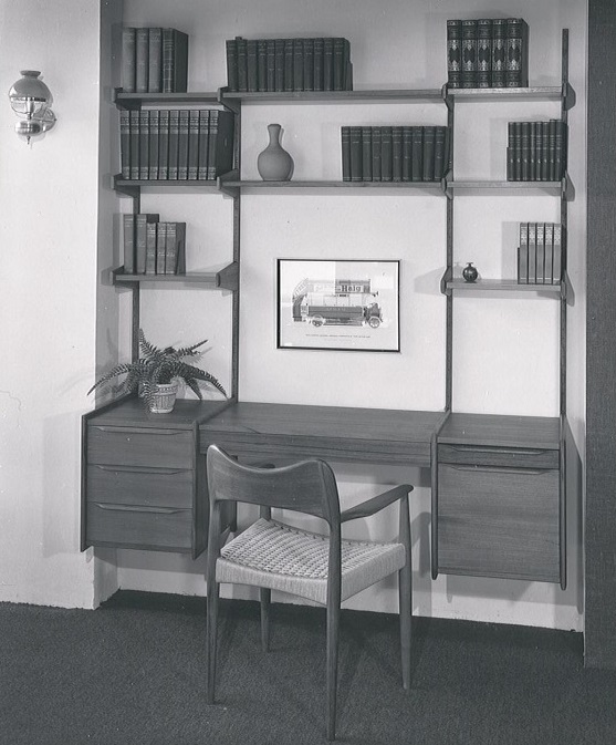 Study Furniture from the Seventies