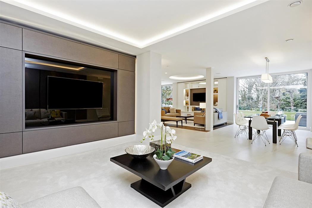 Bespoke Living Room Furniture Living Room Wall Unit