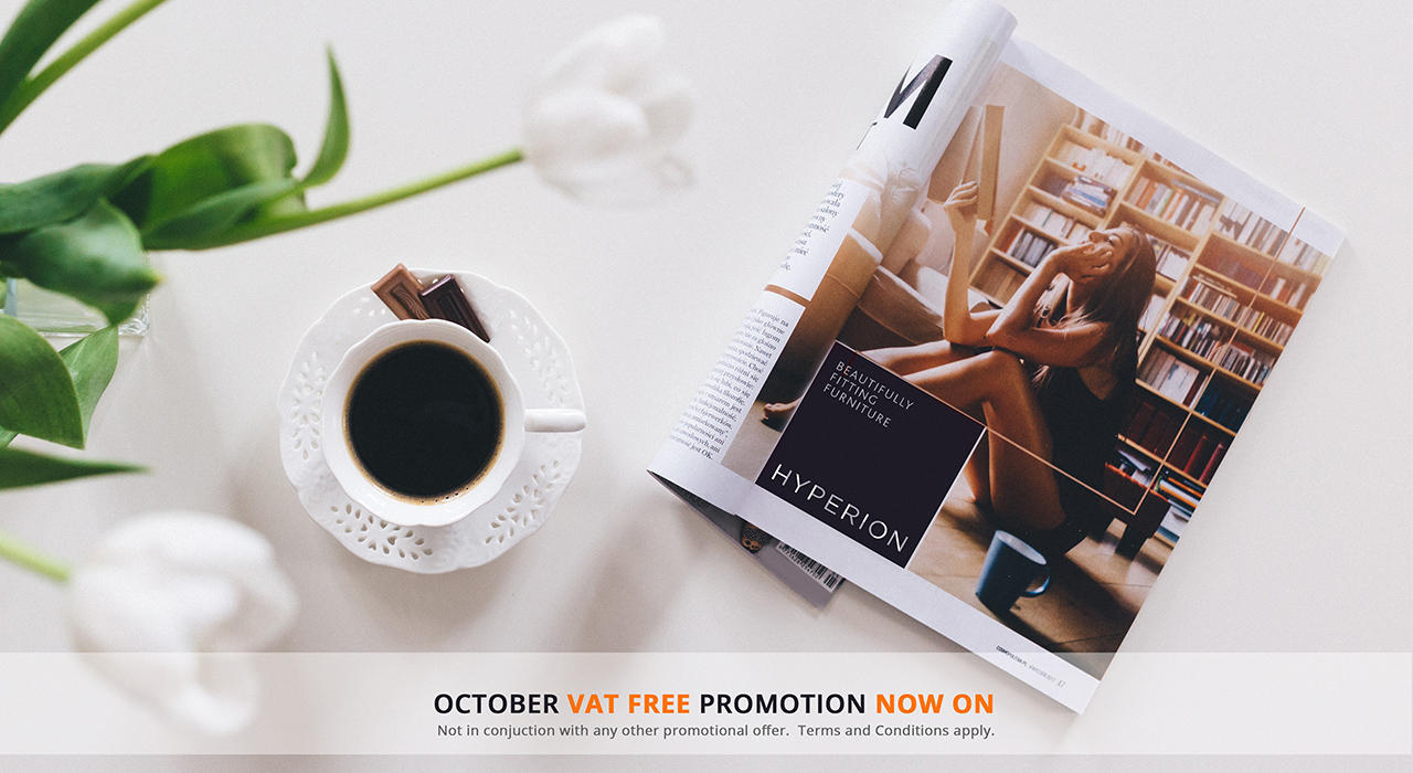 Hyperion October Promotion