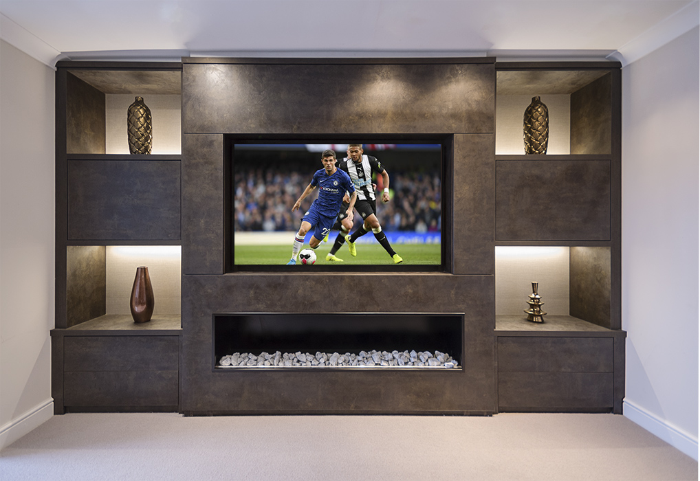 Living Room Wall Unit Cobham